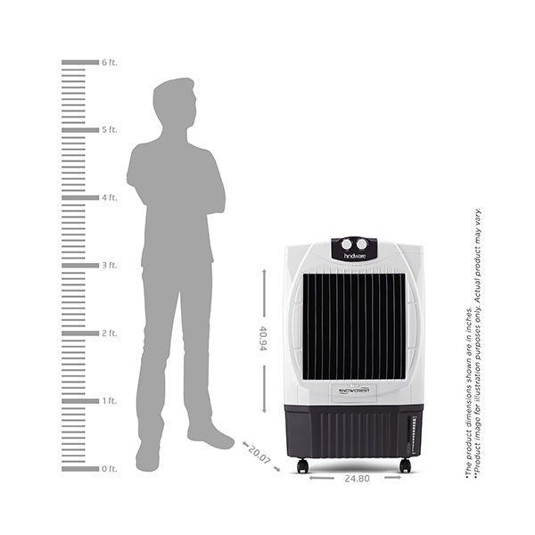 Snowcrest 50 Litres Desert Air Cooler