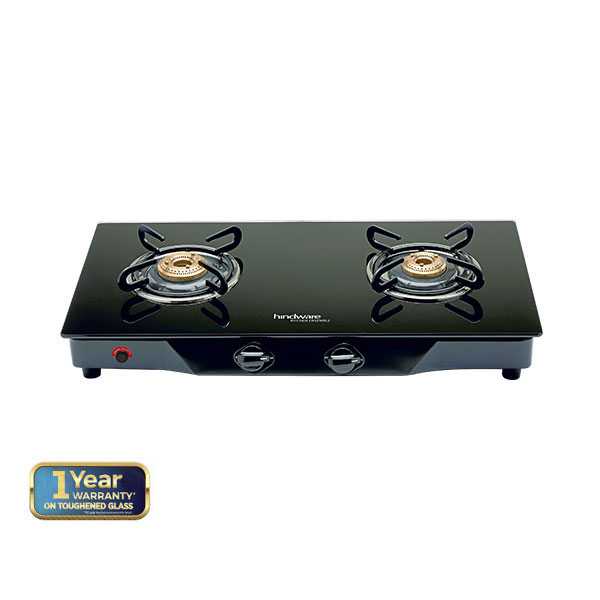 Armo GL 2B AI BLK Glass Cooktop