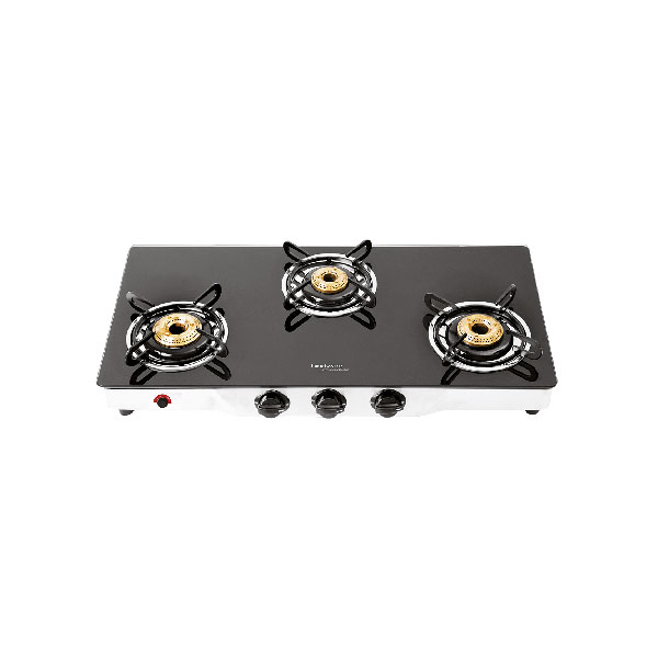 Armo GL 3B AI Glass Cooktop