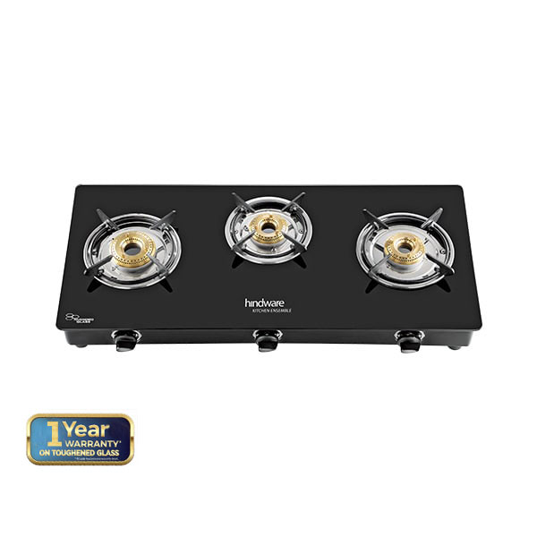Brio Plus 3B Glass Cooktop