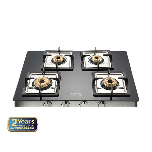 Lorenzo 4B Glass Cooktop