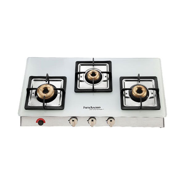 Lorenzo White 3B AI Glass Cooktop