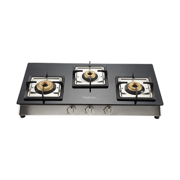 Lorenzo 3B Glass Cooktop