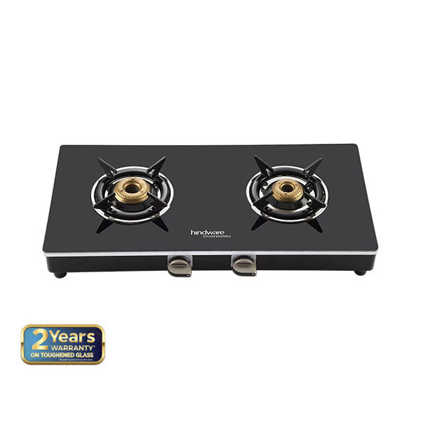 Milano GL 2B Glass Cooktop