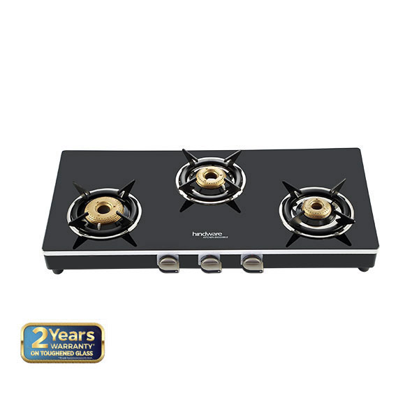 Milano GL 3B Glass Cooktop