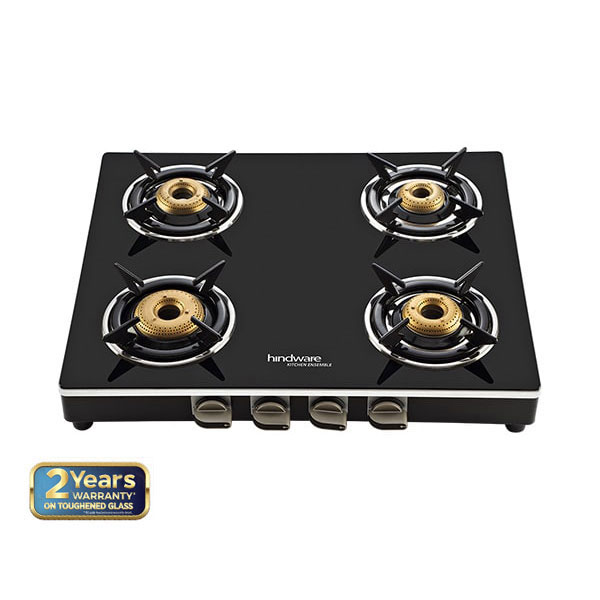 Milano GL 4B Glass Cooktop