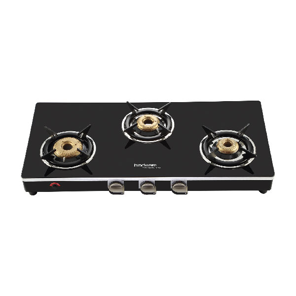 Milano GL 3B AI Glass Cooktop