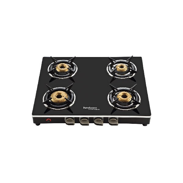 Milano GL 4B AI Glass Cooktop