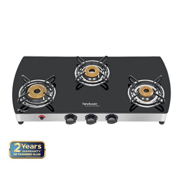 Primo Plus 3B AI Glass Cooktop