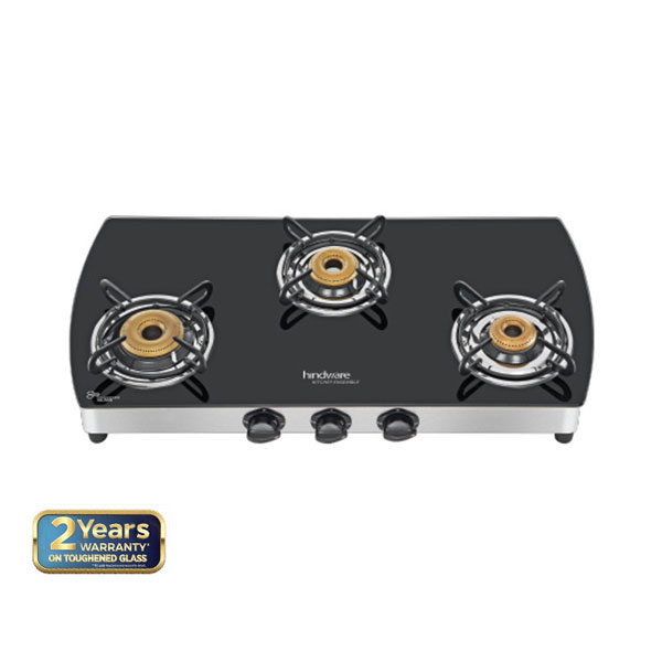 Primo Plus 3B Glass Cooktop