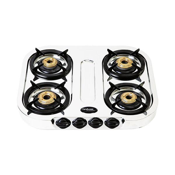 Vito SS Dlx 4B Metal Cooktop
