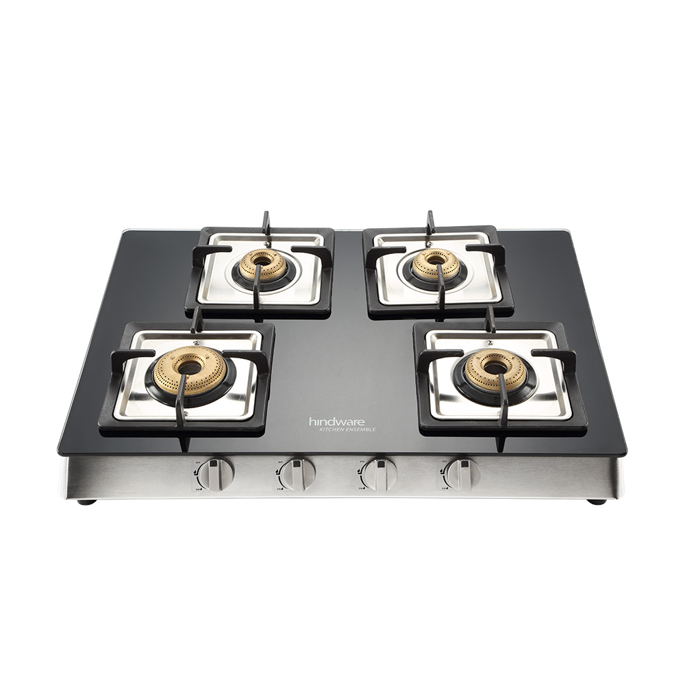 Lorenzo 4B Glass Cooktop