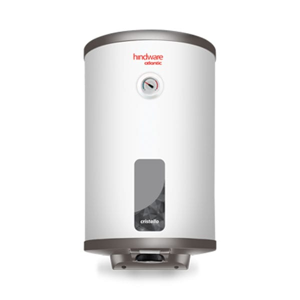 Hindware Atlantic Cristallo 50 L, 2 kW Storage Water Heater