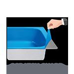 SCRATCH GUARD LAMINATION hindware-sinks-platino-32-20-8