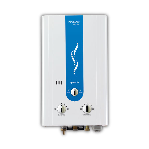 Hindware Atlantic Ignacio 6 L, LPG/PNG Gas Water Heater