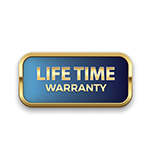 life time year warranty hindware-sinks-platino-32-20-8