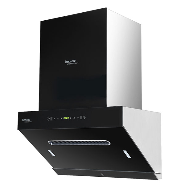 Titania 60 MaxX Auto-Clean Chimney
