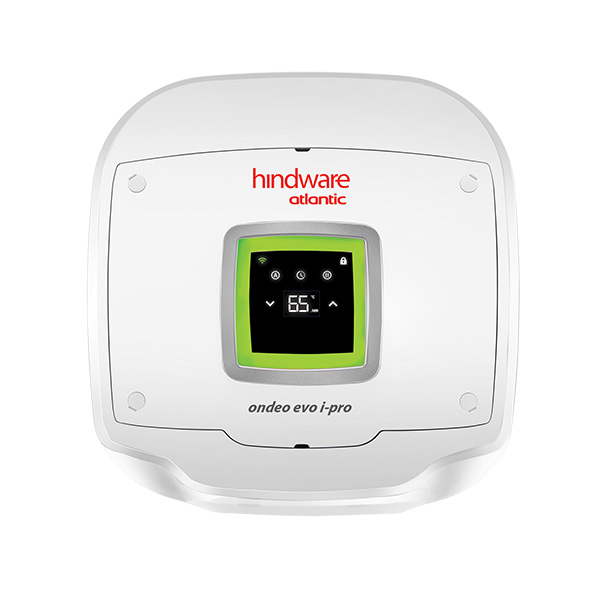 hindware atlantic ondeo evo i-pro 25 L, 2.5 kW IoT Enabled Storage Water Heater