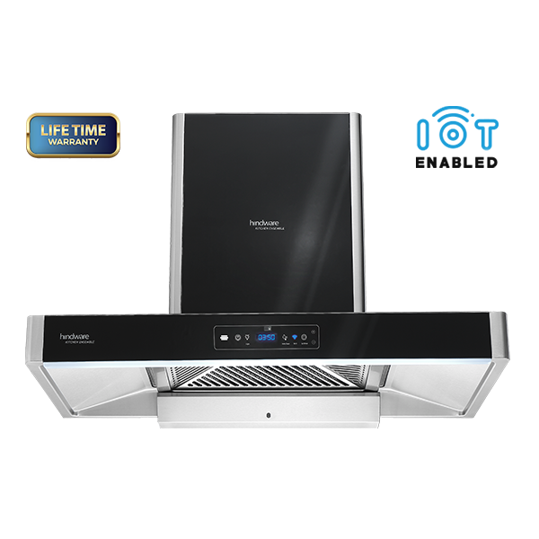 Optimus i-pro 90 chimney
