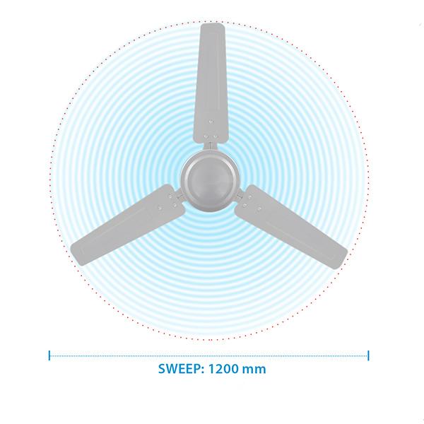 Aerochamp Ceiling Fan