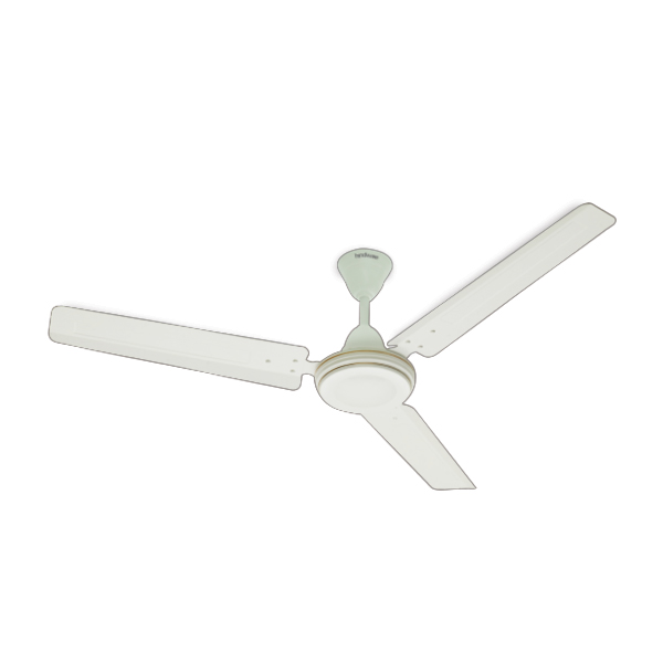 Puro Ivory White Ceiling Fan