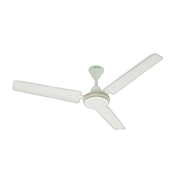 Puro Ivory White Ceiling Fan