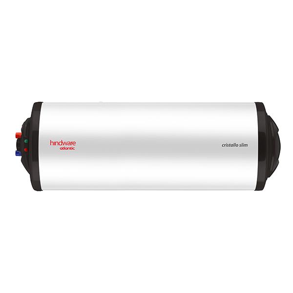 Hindware Atlantic Cristallo Slim 15 L, 2 kW Storage Water Heater